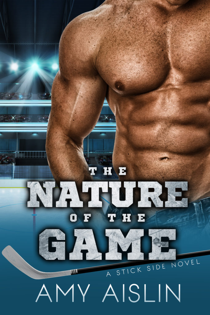 The Nature of the Game book cover by Amy Aislin